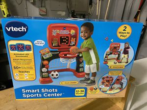 Vtech smart shots sports center (New ) for Sale in Winter Haven, FL