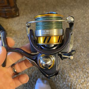 Daiwa Regal LT3000D-C Spinning Reel for Sale in Webster, TX