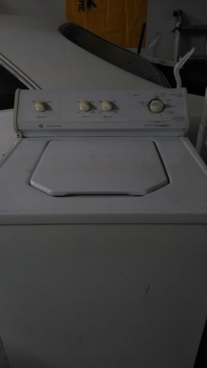 Washer & Dryer GE for Sale in Aurora, OR