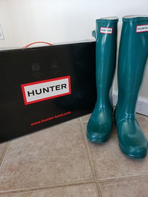 Hunter Rain Boots for Sale in CANAL WNCHSTR, OH