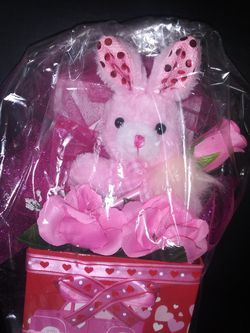 Gifts Box With Teddy Bear for Sale in Stockton,  CA