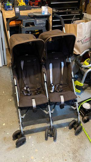 MacLaren Double Stroller for Sale in Scotch Plains, NJ
