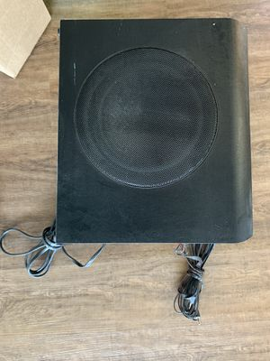 Klipsch speaker barley used for Sale in Auburn, WA