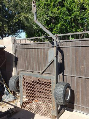 Trailer for yard, farm or off road for Sale in Avondale, AZ