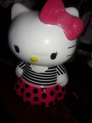 Hello Kitty peggybank for Sale in Fountain, CO