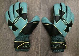 Under Armour Desafio Pro Goalkeeper Goalie Soccer Gloves Mens Size 12 for Sale in Santa Ana, CA