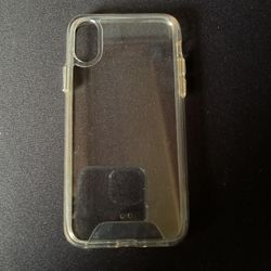 Iphone X clear case for Sale in The Bronx,  NY