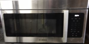 Bosch Over The Range Microwave Oven for Sale in Nashville, TN