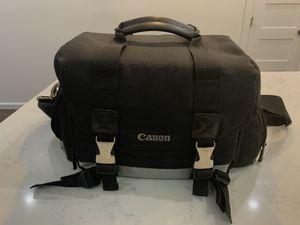 Canon camera starting kit for Sale in Dallas, TX