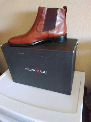 Men's Italian Dress Shoes for great price!!!! $400.00for pair/$175.00 seperately for Sale in Antioch, CA