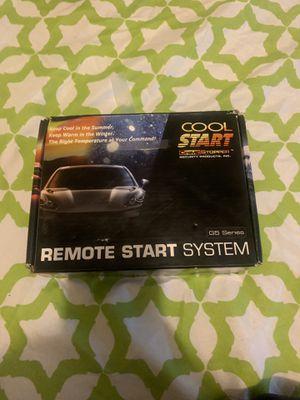 Brand new Remote Start Alarm!! for Sale in Dallas, TX