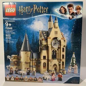 Lego Harry Potter Hogwarts Clock Tower for Sale in Jacksonville, FL