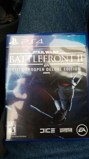 Star Wars Battlefront 2 Elite Edition for Sale in Manassas, VA