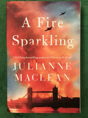 NEW paperback copy of A Fire Sparkling for Sale in San Diego, CA