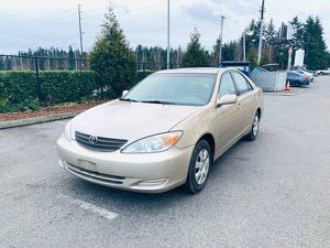 2004 Toyota Camry 4 cylinder for Sale in Puyallup, WA
