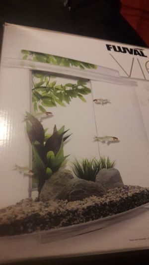 AQUARIUM Fluval View 4.5g LED for Sale in Nashville, TN