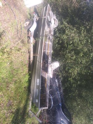 16foot Flat Bottom John Boat for Sale in Thomasville, GA