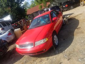2000 audi a4 for parts for Sale in Dallas, TX