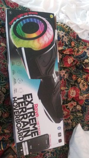 Terrain hoverboard for Sale in Roseville, CA