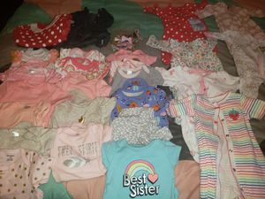 Baby girl clothing 3/6 months for Sale in Miramar, FL