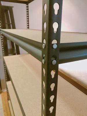 Black steel rack for Sale in Glendale, CA