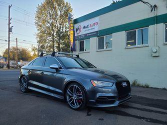 2015 Audi S3 2.0T PREMIUM PLUS QUATTRO for Sale in Portland,  OR