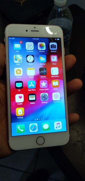 iPhone,6S plus 128 gb for Sale in Huntington Park, CA