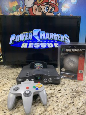 """N64 Bundle Deal """" Nintendo"""" 64 for Sale in Arcadia, CA"""