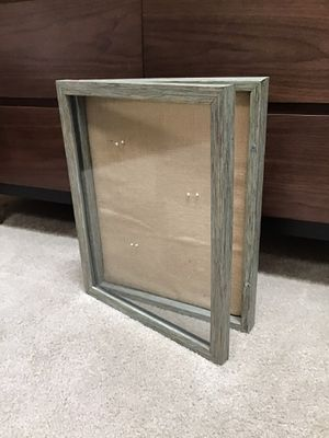 Picture frame shadow box for Sale in Lakewood, CO