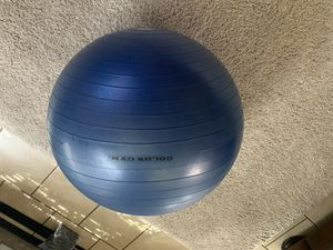 Gym Ball for Sale in Irving, TX