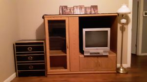 Entertainment 3and bedroom set for Sale in Abilene, TX