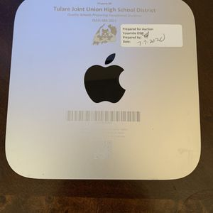 Mac mini Catalina Everything Works Perfect for Sale in Visalia, CA