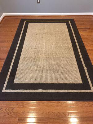 5X7 rug for Sale in Alexandria, VA