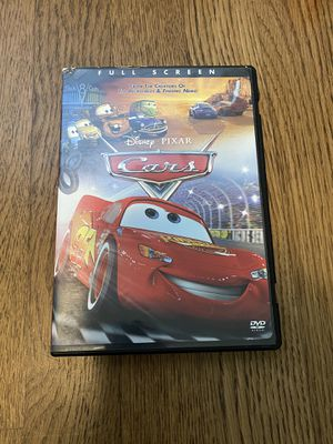 Cars DVD for Sale in Virginia Beach, VA