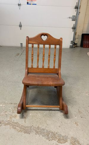 Kids Rocking Chair... for Sale in Murrysville, PA