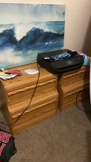 free wood night stand for Sale in San Diego, CA