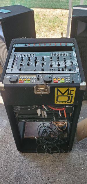 Mr. DJ equipment for Sale in Modesto, CA