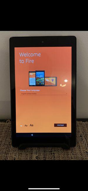 Amazon Fire HD 8 (7th Gen) - Blue for Sale in Allentown, PA