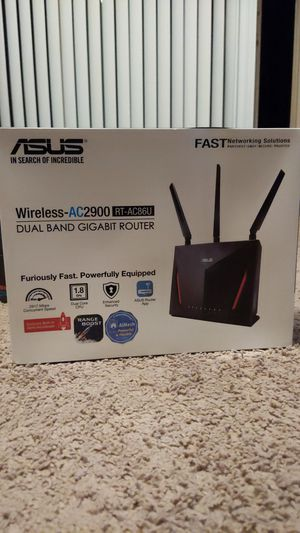 Dual band gigabit router for Sale in Buckeye, AZ
