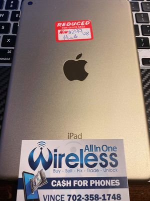 IPAD MINI 4 128GB ONLY for Sale in Las Vegas, NV