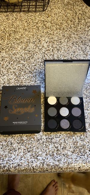 Colourpop Blowin Smoke Eyeshadow Pallet for Sale in Rancho Cucamonga, CA