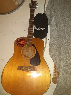 Yamaha, acoustic guitar for Sale in Anaheim, CA