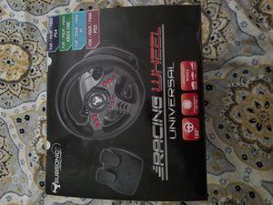 Gaming steering wheel for Sale in Las Vegas, NV