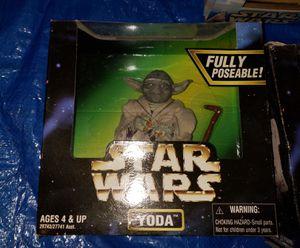 Starwars Yoda figure rare for Sale in San Antonio, TX