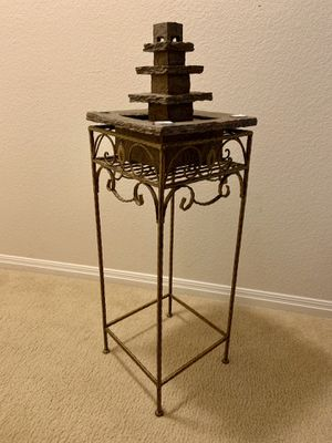 Tall Candle Holder for Sale in Cedar Park, TX