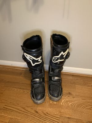Women's Alpinestar MX boots - Sz 7 for Sale in Arlington, VA