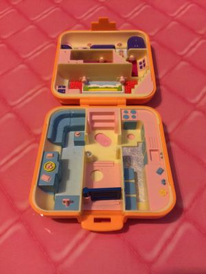 Vintage collectible toy polly pocket compact playset 1989 for Sale in Walkersville, MD