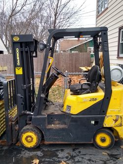 Dawoo Forklift For Sale 6,000 Or Best Offer for Sale in Rochester,  NY