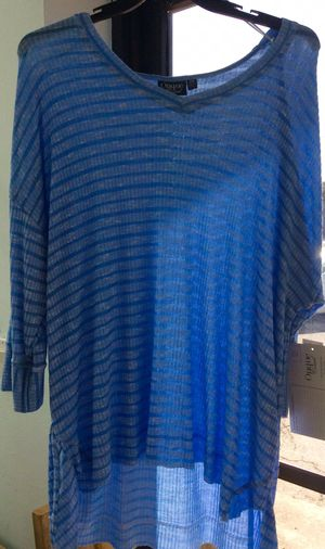 New Blue Top, by Onque, Size 2X for Sale in Bonita Springs, FL