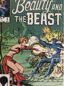 Marvel Comics - Beauty And The Beast #3 for Sale in SeaTac,  WA